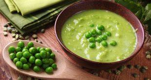 سوپ نخود فرنگي