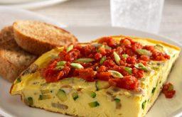 بیماری قلبی-کدو سبز و گوجه فرنگی