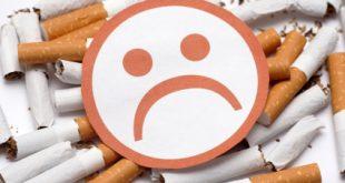 اثرات سیگار بر سلامت بدن