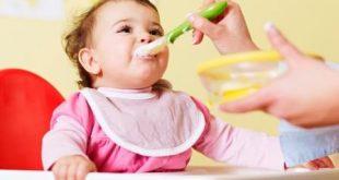تغذیه نوزادی تا کودکی