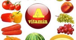 بهترین منابع غذایی ویتامین A