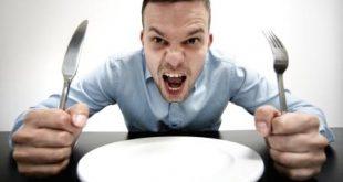 علل گرسنگی زیاد