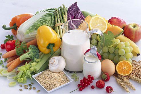 رژیم غذایی دش DASH